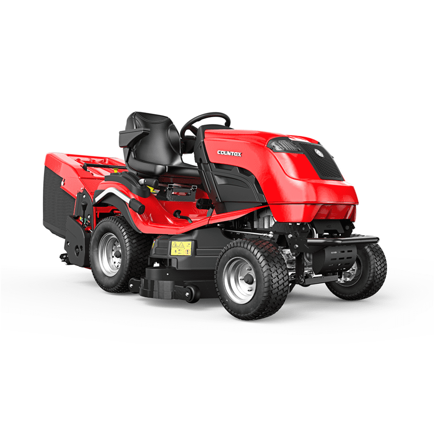 "Countax B255-4WD - 4TRAC Tractor with 48"" / 122 cm  XRD Deck"