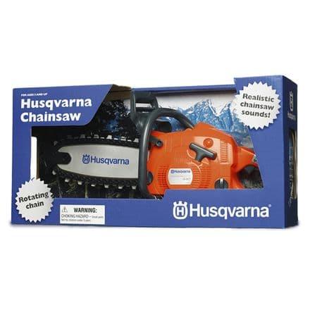 Husqvarna 522 77 11 01 Battery Powered Kids Toy Chainsaw