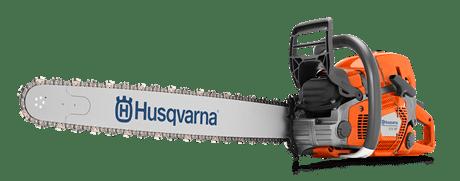 Husqvarna 572 XP Petrol Chainsaw 70cc