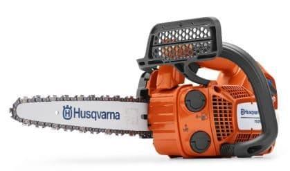 "Husqvarna T525 10"" Top Handle Petrol Chainsaw 27cc"