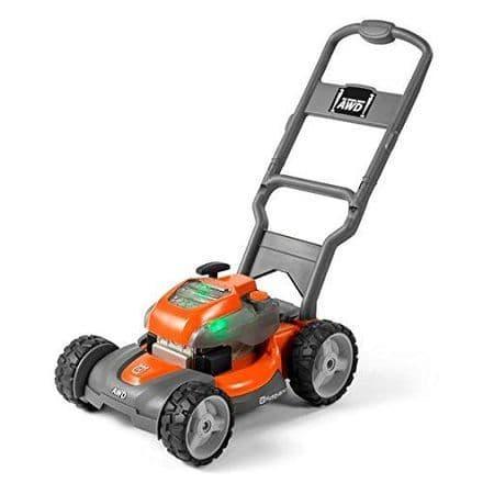 Husqvarna Toy Battery Operated Kids Lawnmower