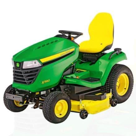 John Deere X590 Lawn Tractor