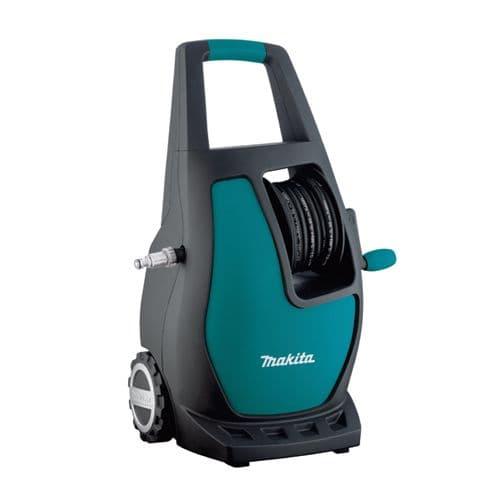Makita HW111 110bar 1.7kW Electric Pressure Washer