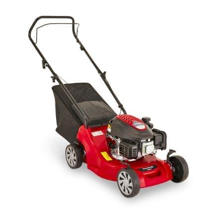 Mountfield HP41 123cc Push Lawnmower 39cm