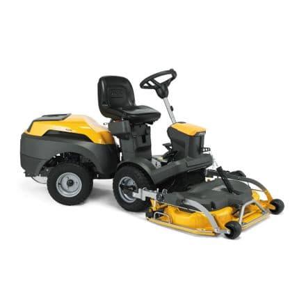 Stiga Park 320 P + 100cm Quick-flip Electric Deck 3 Bladed Ride On Lawnmower