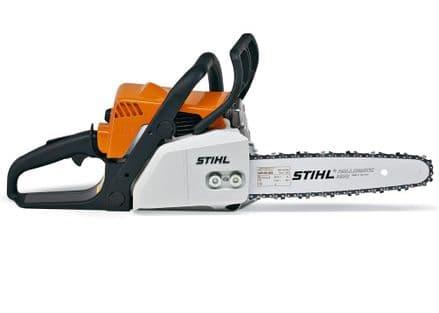 """Stihl MS170 - 30.1cc 12"""" Petrol Entry Level Chainsaw"""