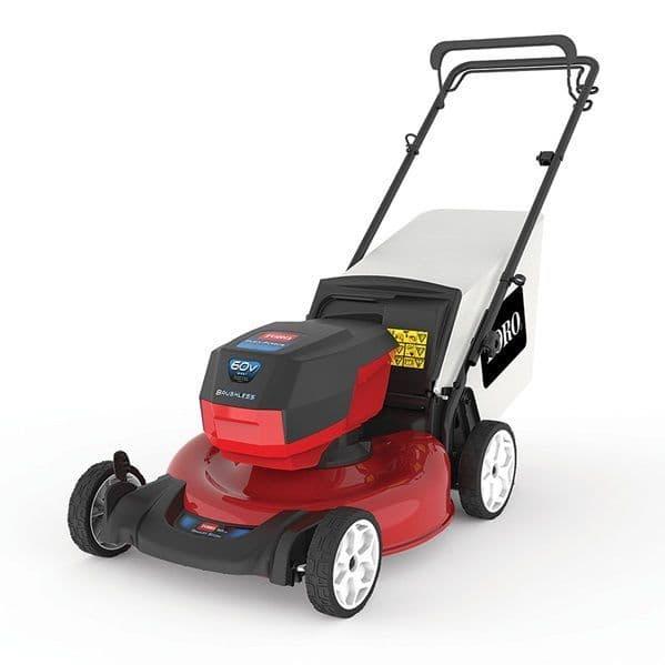 Toro Cordless Lawn Mower (KIT) (21852)
