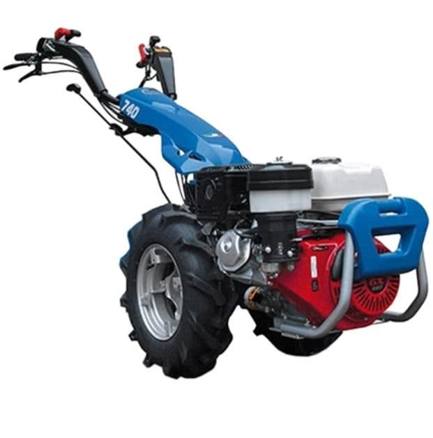 TracMaster BCS 740 - Two Wheel Tractor