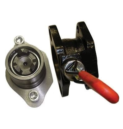 Tracmaster  Implement Quick Coupling Assembly