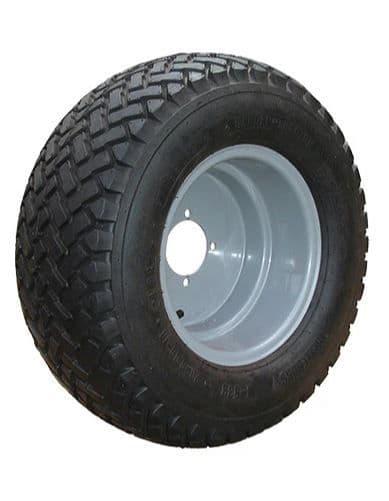 Tracmaster Turf Wheels