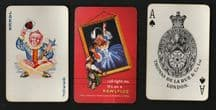Advertising vintage collectible playing cards Rawlplug tools