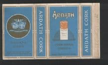 Ardath EMPTY English old cigarette packet  #376