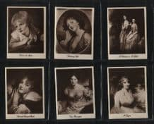 Cgarette cards Art Treasures of the World 1930