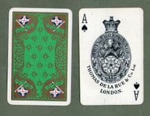 Collectable Advertising Union Castle Shipping lines playing cards c 1950