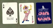 Collectable Airline Advertising playing cards Singapore Airlines