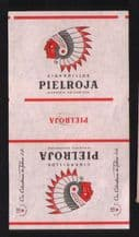 Collectable Old cigarette packet Colombia #672