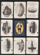 Collectable playing cards  New York City & Hudson River souvenir deck