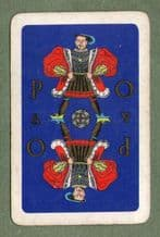Collectible Advertising playing cards  P & O shipping lines