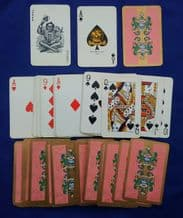 Collectible Advertising playing cards Royal Mail shipping line