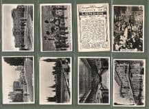 Collectible Cigarette cards  Sights of London 1935 set