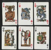 Collectible Maya by Stancraft Non-standard playing cards