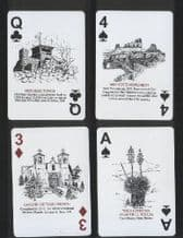 Collectible playing cards New Mexico by Mike Bridge