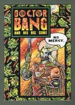 Comic book underground comix Doctor Bang # 1  #307