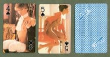 Pin-up vintage Non-standard playing cards Charlie's.