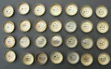 Playing cards Coke coca-cola bottle caps complete set