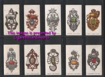 Tobacco cards Cigarette cards set Lucky Charms. 1930