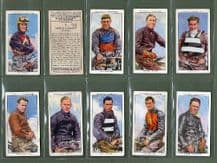 Tobacco cards Cigarette cards Speedway Riders 1937