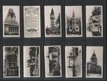 Tobacco cards Cigarette cards Views of London photo