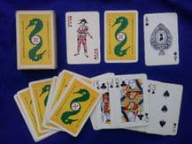 Vintage Collectible advertising playing cards International marine paints