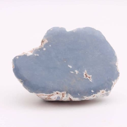 Angelite nodule with polished face 1
