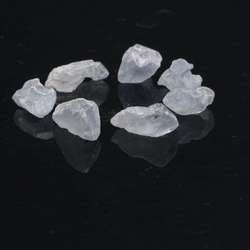 Celestite (set of seven for a Ether Net) 1