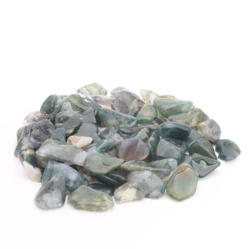 Green Moss Agate  (Size 2)