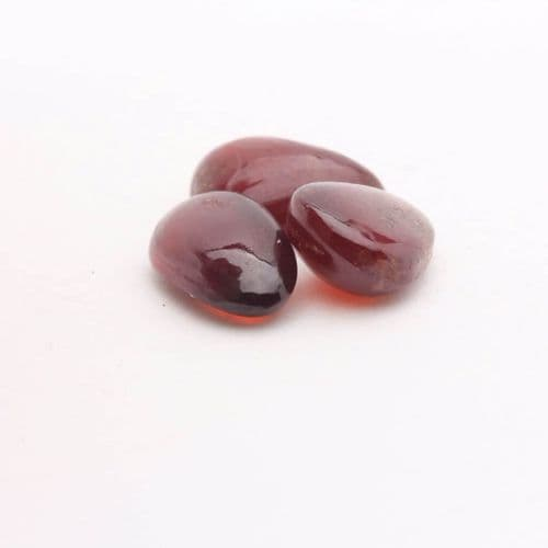 Hessonite Garnet (Set of 3) 10