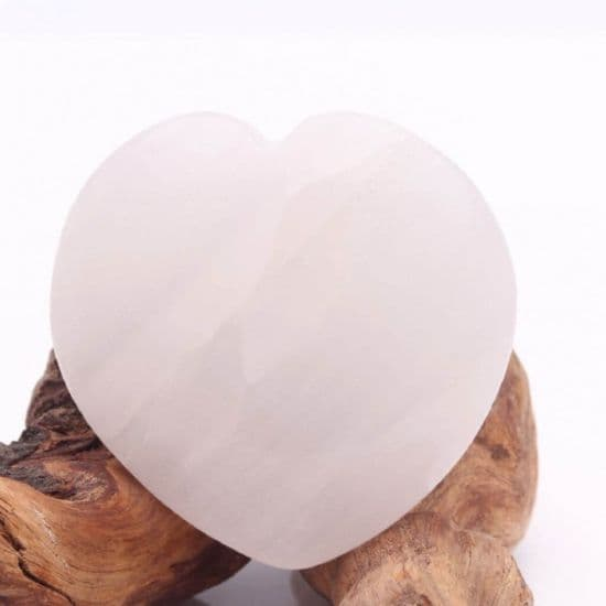 Mangano Calcite Hearts