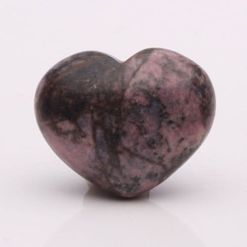 Rhodonite Heart 9