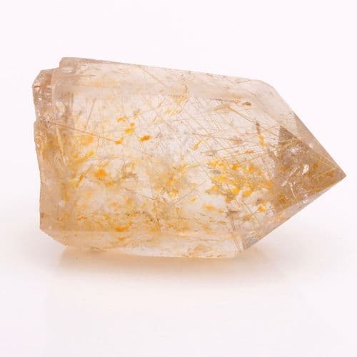 Rutilated  Quartz Point 34