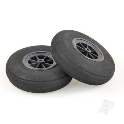 100mm Rounded Sponge Wheels (2)