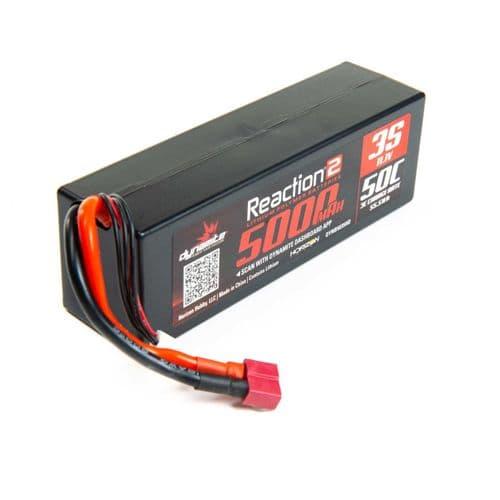 11.1V 5000mAh 3S 50C LiPo, Hardcase: Deans O-DYNB5035HD