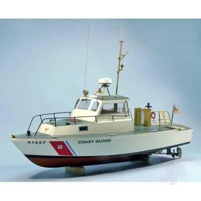 Dumas Coast Guard Utiltry Boat (1214) 5501728