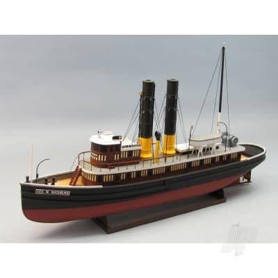 Dumas George W Washburn tugboat 5501822