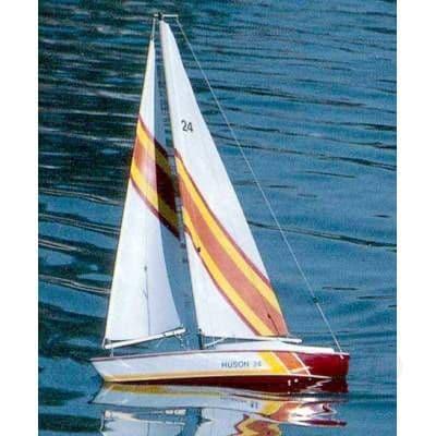 Dumas Huson 24 Sailboat Kit (1117) 5501752