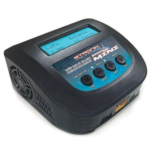 Etronix Powerpal Mini Ac 6A 60W Balance Charger/Discharger ET0204