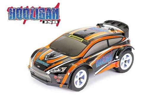 FTX Hooligan Jnr 1/18th RTR Rally Car - Orange FTX5526O
