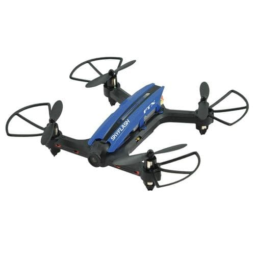 FTX Skyflash Racing Drone Set W/Goggles, Wide 720P, Obstacles FTX0500