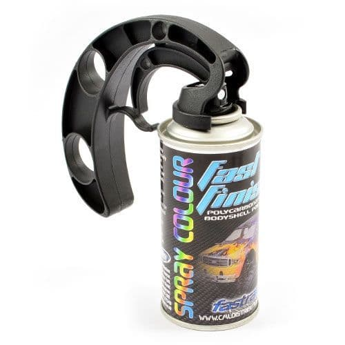Fast Finish Spray Paint And Aerosol Gun/Holder FAST258