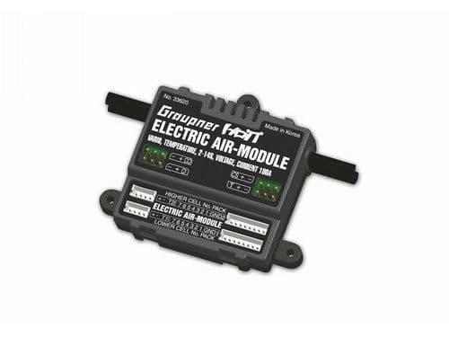 Graupner Electric Air Module 2-14S Vario 33620